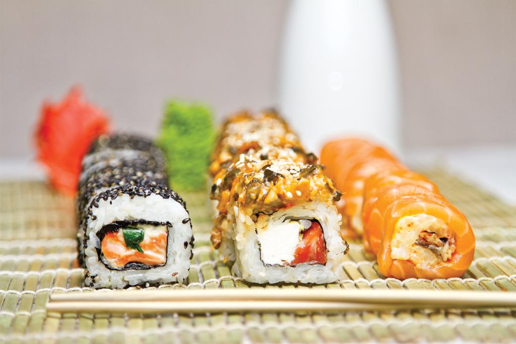 Суши сет «Хаусболл»