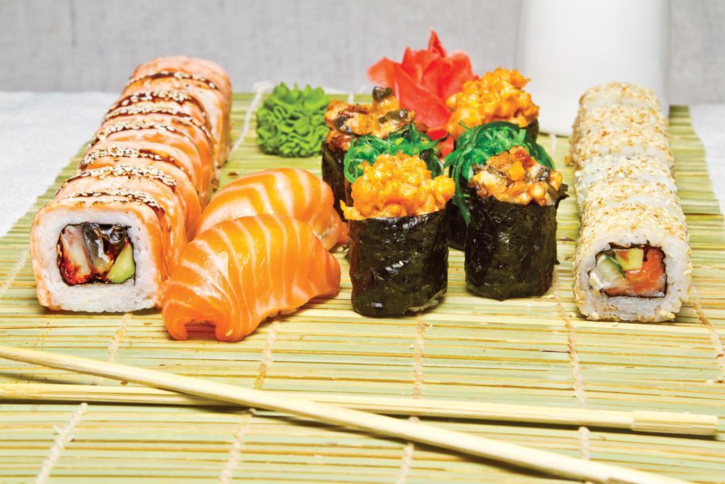 Суши сет «Сплит»